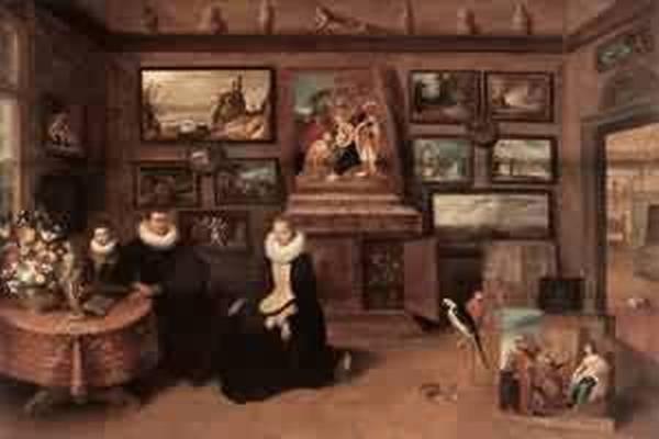 Sebastiaan leerse in his gallery xx koninklijk museum voor s